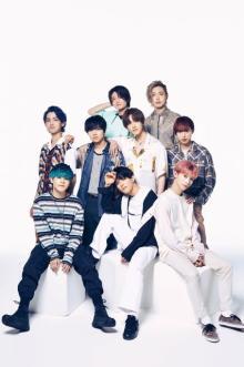 『日プ』元練習生9人組・円神、結成1周年記念日に新曲リリース発表 振付はGANMI