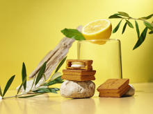 プレスバターサンドの中四国限定レモンが全国に登場。巾着入りセット×ひんやりアイスサンドも見逃せません!