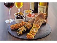 お酒のお供にぴったり!「ホテルブーランジェが本気で作ったおつまみパン」が発売中