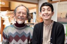 矢部太郎、絵本作家の父を描いた漫画発売 父も絶賛「親バカですが、よく描けている」