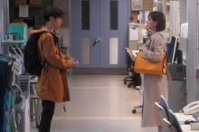 月9『ラジハ』続編、場面写真初公開 天才放射線技師・五十嵐唯織が2年ぶり帰国