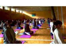 武蔵野大学が体育授業をリニューアル、座禅・ヨガ・筋トレ・合気道を新たに導入