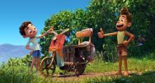 ディズニー&ピクサー新作『あの夏のルカ』舞台はイタリア、重要アイテムは「ベスパ」