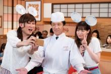 西野七瀬『LIFE!』で本格的スタジオコント初挑戦 山田裕貴、木村多江も参戦