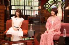 さんま先生、生徒・花澤香菜&日高里菜と約20年ぶり再会で赤面 大人になった姿に「恥ずかしいな」