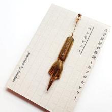 """ヴィンテージのペン先が""""ピアス""""になった…?視線を集めること間違いなしの「kotokoto」雑貨に注目です"""