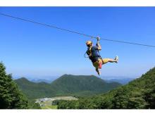 自然の中でBBQやアトラクションが楽しめる!「空の冒険王国」がこの夏も登場
