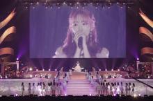 宮脇咲良、卒コンを終え「達成感」 卒業後は「違う世界で活躍できるようになりたい」