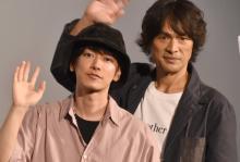 佐藤健&江口洋介、歌舞伎町デートもバレず「真ん中を堂々と歩いた」