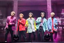Da-iCE、自身初の全国アリーナツアー開催 約1年半ぶり単独有観客公演に「ありがとうございます!」