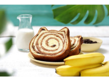 まるでチョコバナナ!7月限定の「ねこねこ食パン〜トロピカルチョコバナナ〜」