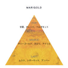 爽やかで、ほんのり甘いフローラルの香り。SHIROの新・限定フレグランス「マリーゴールド」で季節を感じて