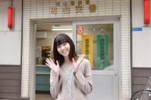 西野七瀬、『ハコヅメ』クランクイン 炎天下でもさわやか笑顔「充実した夏にできたらうれしいです!」