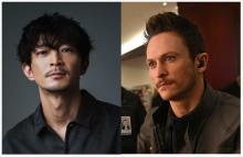 米俳優ジョナサン・タッカー、吹替版の津田健次郎に「日本で一番いい声だ」
