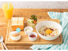 生カルボナーラ専門店のパスタに食パン&マリトッツオがついた超贅沢プレートが登場!