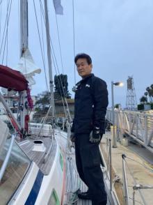 辛坊治郎氏、米・サンディエゴから日本に向けてヨットで出発 2ヶ月で到着予定