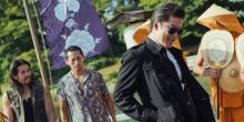 浅野忠信、マジであぶなそうなエリート警視正を怪演 映画『唐人街探偵』本編映像