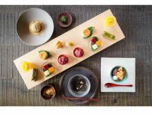 歴史ある空間で愉しむ「和菓子のアフタヌーンティー」、THE SODOH 東山京都で開始