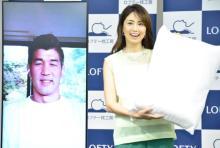 井上康生監督、東京五輪で「希望を与えられるように」 妻・東原亜希もエール