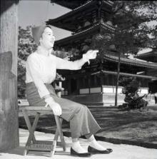 日本の女性監督のパイオニア・田中絹代『月は上りぬ』カンヌクラシックスで上映