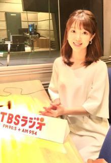 幸坂理加アナ、第1子女児出産「日々の成長が楽しみ」 名付け親は宮藤官九郎