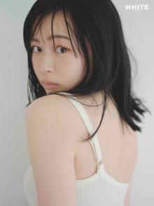 『ブラックシンデレラ』ヒロイン・莉子、グラビア初挑戦 みずみずしくも大胆な大人顔で魅了