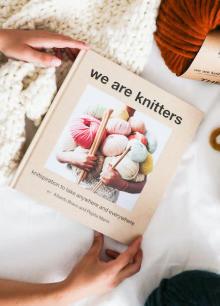 【雨の日どう過ごす?】おうち時間で注目度UP。初心者にも優しい編み物ブランド「We Are Knitters」って?
