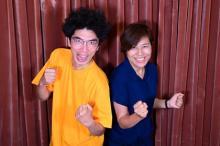 片桐仁、青木さやかと即席コンビ結成で『キングオブコント』参戦「楽しくてしょうがない」
