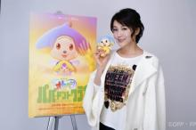藤原紀香、「せりふも歌もノリノリで」11年ぶりアニメ映画に声の出演