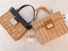 【ZARA】トレンドのかごバッグが50%オフに!アンダー3000円で買えちゃう注目アイテムはこれ