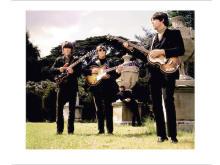 ビートルズのレアな芸術写真100点がオンライン・ギャラリーで発売!