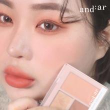 韓国のインフルエンサーがプロデュースするコスメ「アンディアル」。全国のバラエティショップでも購入可能に