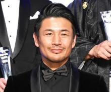 魔裟斗、息子との親子ショット公開「似てますね」「イケメン親子」