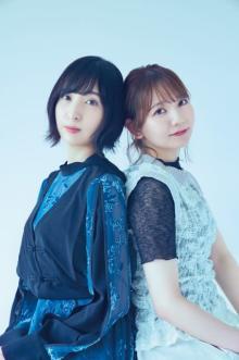 佐倉綾音&和氣あず未、透明感たっぷりグラビアで共演 『カノジョも彼女』でWヒロイン
