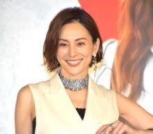 米倉涼子、家族の話題を振られ「私?」 ほんわかエピソードを明かす