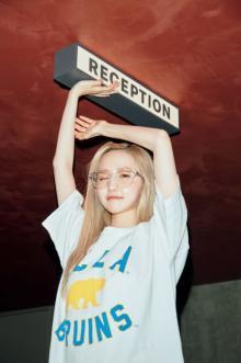 本田仁美、韓国最新トレンドたっぷり紹介 『mini』でIZ*ONE活動終了後初ファッション撮影