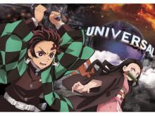 ユニバーサル・スタジオ・ジャパンがアニメ「鬼滅の刃」と初のコラボレーション!