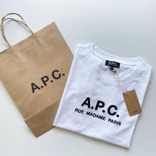 おしゃれさんがこぞって愛用する「A.P.C.」の魅力って?いま買えるおすすめアイテム5選をご紹介