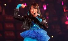 NMB48白間美瑠の卒業コンサート、TV生中継決定「気合いの入った姿をお届けします!」