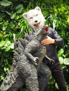 MAN WITH A MISSION、映画『ゴジラvs コング』は「怪獣シリーズのひとつの集大成」