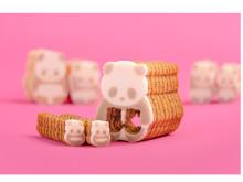 双子のパンダ誕生記念!カタヌキヤから『ふたごの親子パンダバウム』が発売