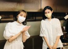 ももクロ百田、本仮屋ユイカとラジオドラマで5役挑戦 姉妹の関係に興奮「私の兄弟にも取り入れたい!」