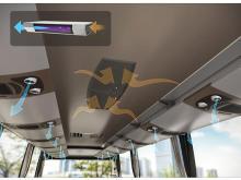 ヴァレオがウイルスを除去できるシステムを12カ国の通勤用シャトルバス250台に搭載