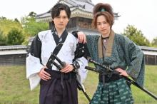 『シンケン』谷千明・鈴木勝吾、Wアニバーサリー映画に見参 『キラメイ』水石亜飛夢も出演「兄やん気合い入ってます」