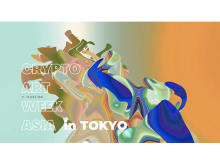 NFTアートの祭典「Crypto Art Week Asia」日本初上陸!リアル展覧会も実施