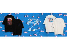 「JUNRed」×「不純喫茶ドープ」のコラボレーションアイテムが登場!