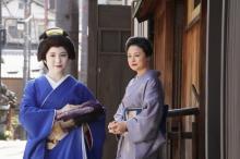 川島海荷、芸妓役に初挑戦 置屋の女将の国生さゆりと美の共演