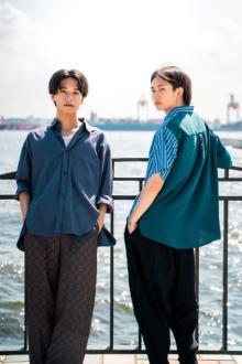 """『恋とオオカミ』""""つなそら""""コンビがTikTokドラマ「新たな試みでワクワク」"""