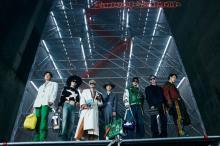 BTS、ルイ・ヴィトンの秋冬コレクションまとい圧巻オーラ スピンオフショーでパフォーマンス