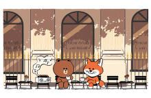 愛らしい表情に思わずキュン。Maison Kitsuné×LINE FRIENDSコレクションが新登場です